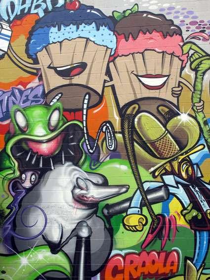 20 Cartoon Graffiti Wall Picture Graffiti Tutorial