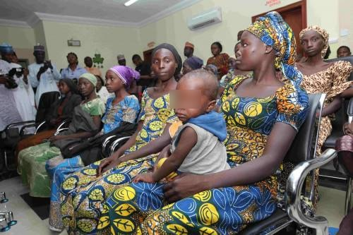 Only one Chibok girl has a baby – VP Osinbajo