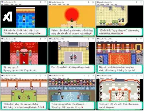 Pokemon Viethoa AowVN%2B%25285%2529 - [ GBA ] Pokemon Emerald | Việt Hóa 100% - Game PC , Android & IOS tuyệt hay