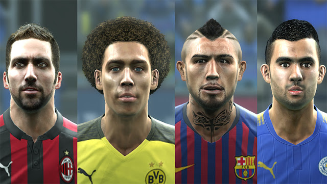 download pes 2013 patch 2019