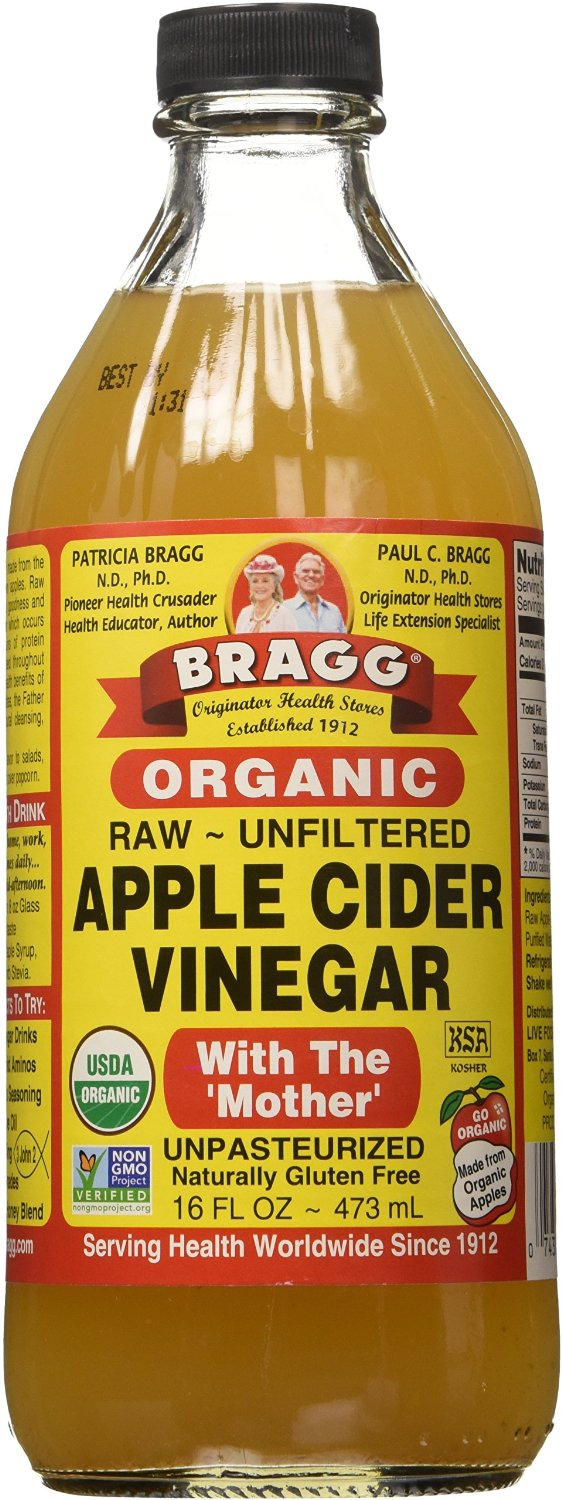 Bragg Raw Organic Apple Cider Vinegar 16 Fl Oz Bottle 473 Ml New Arrival 320k Vnd Authentic Products From Usa