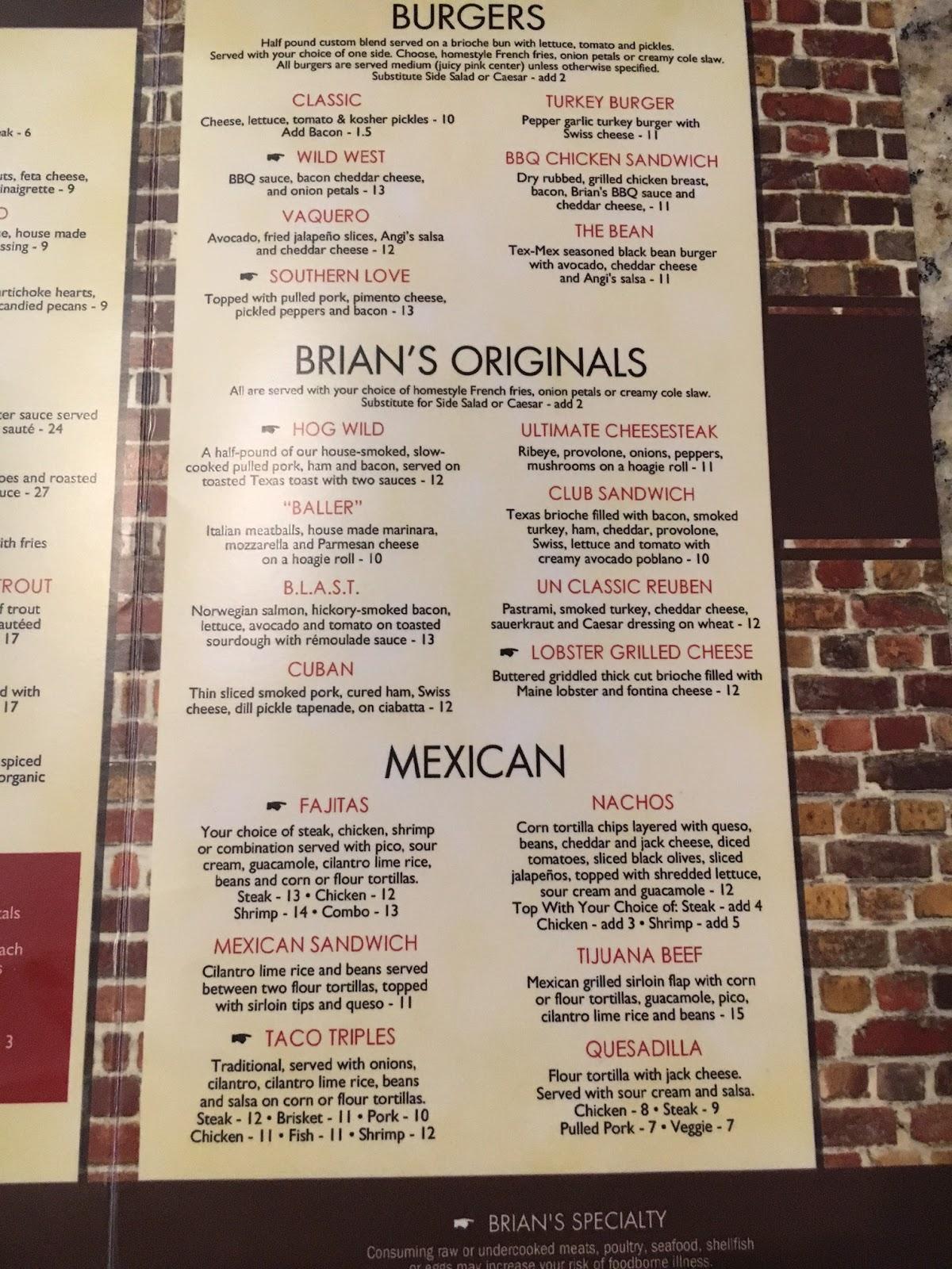 Brian S Restaurant And Sports Bar Newnan Ga