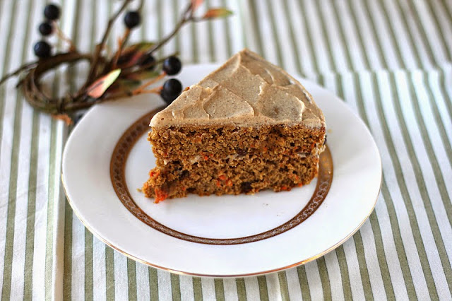 Healthy Carrot Cake Recipe Desserts With Benefits