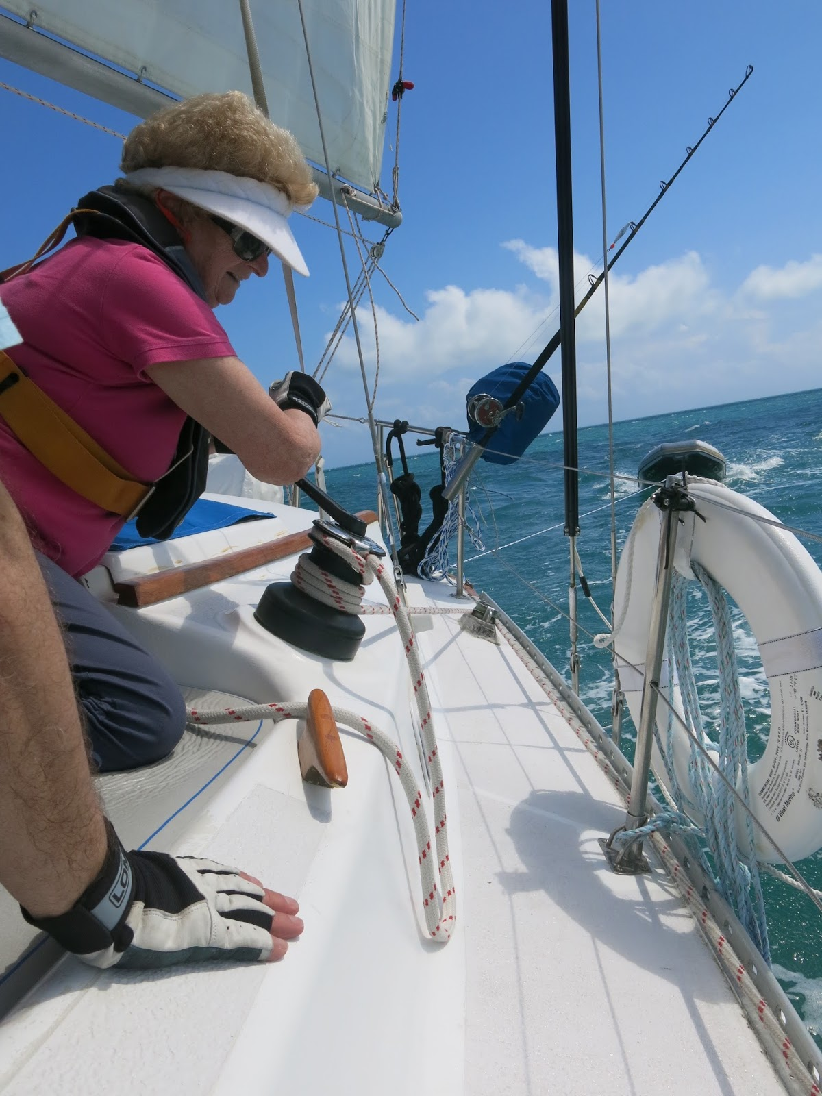 7 Day Live Aboard Couples Sailing Classasa Certifications Learn