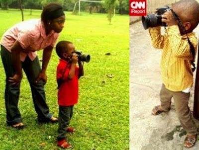 youngest nigerian photographer fuji remet