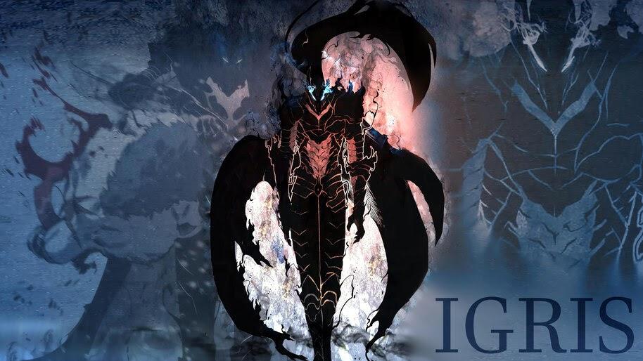 Solo Leveling, Igris, Shadow, 8K, #4.2344