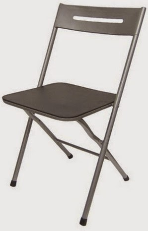 Target Has This Steel Folding Chair For $7.99. Thereu0027s No Shipping  Available On This Item; Thereu0027s Only Free In Store Pickup. If You Buy  Multiple Chairs (or ...