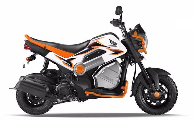 Customized-Honda-Navi