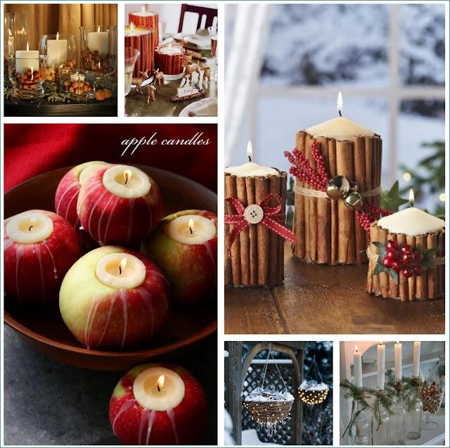Diciembre 2012 pompas de ideas for Como adornar mi casa en navidad