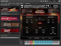 Native Instruments - Session Guitarist Electric Sunburst Screenshot 2