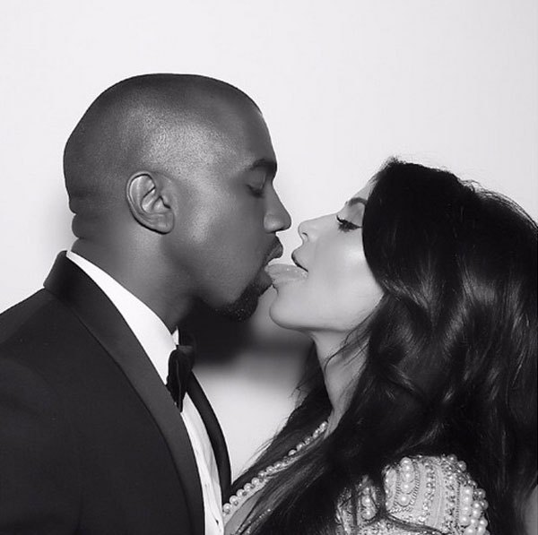 Kanye West accused of cheating on Kim Kardashian!