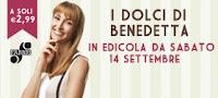 Logo ''I dolci di Benedetta Parodi'' : aggiornamento!