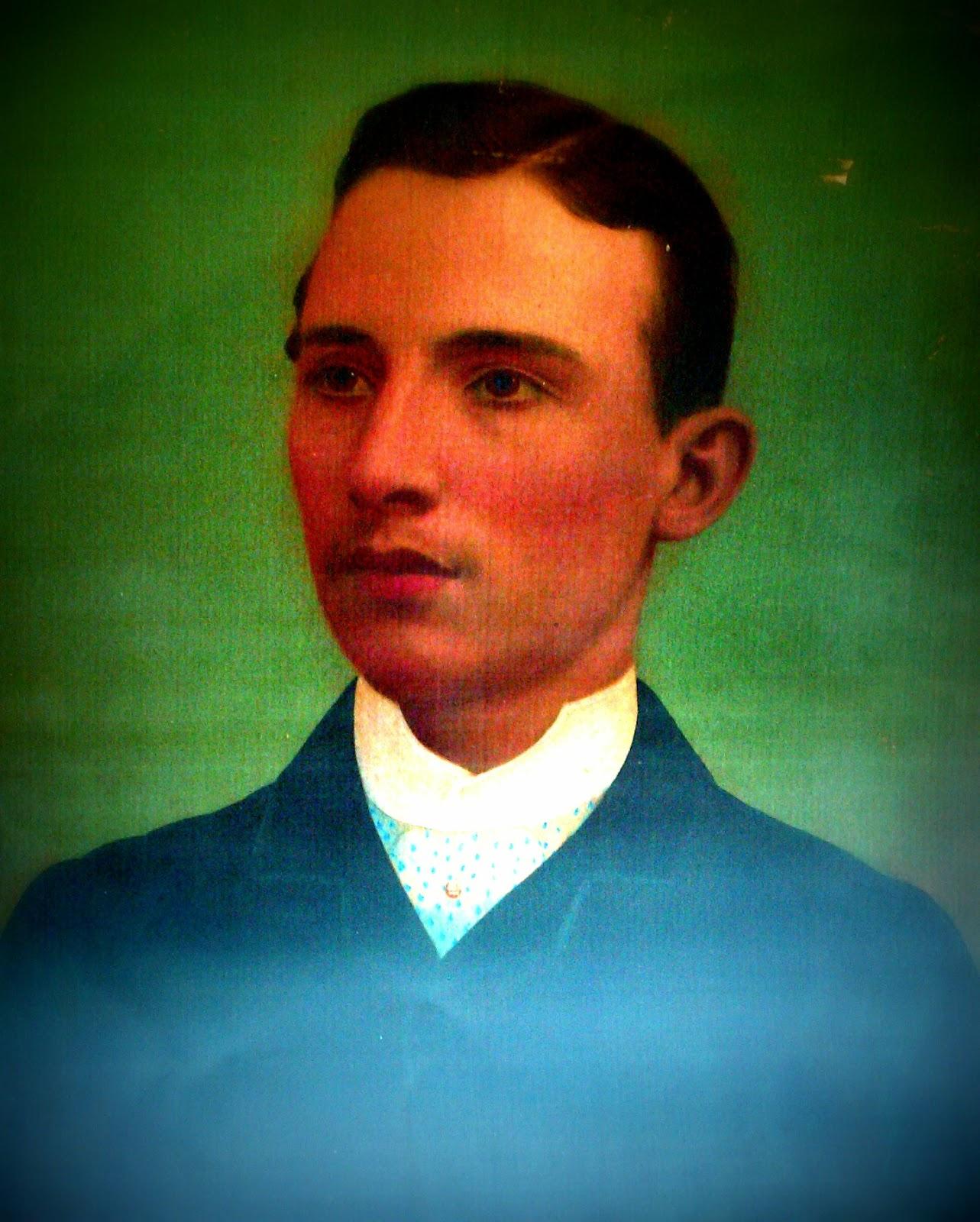 Portrait of Alfred Augustus Rose born 1865