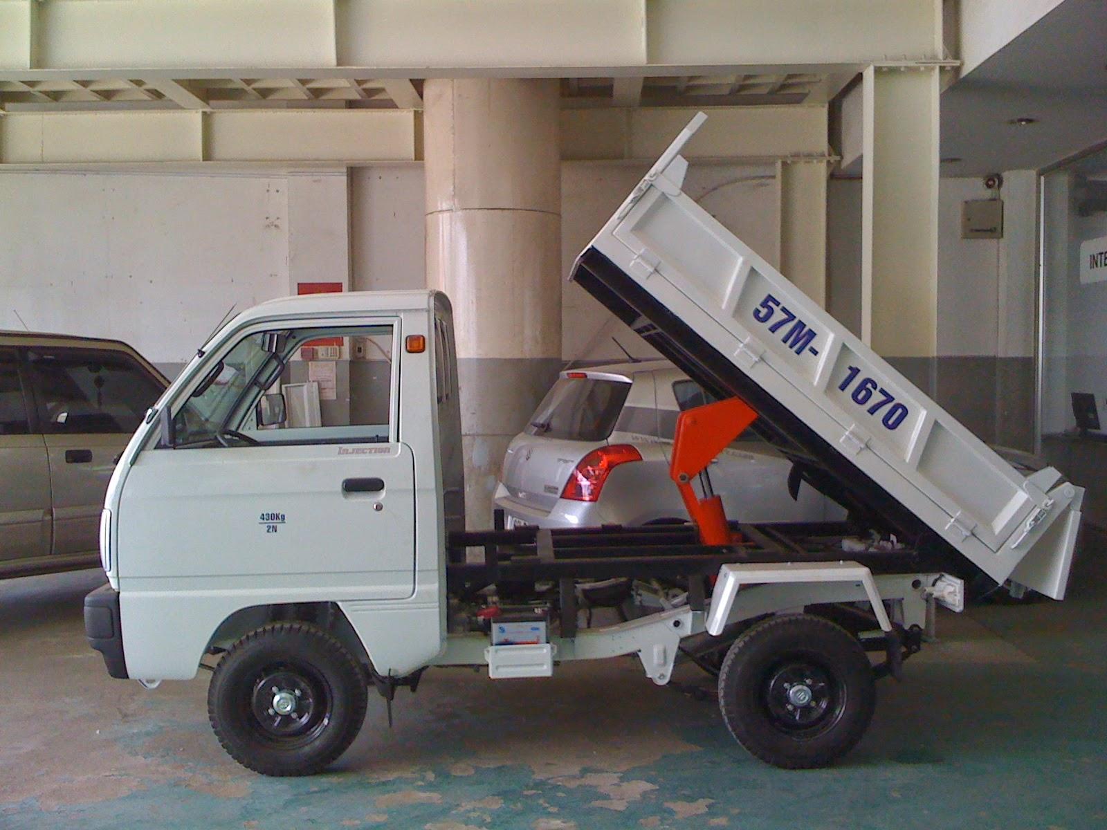 Xe tải Suzuki 7