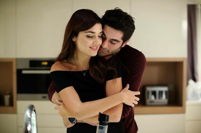 Hande Ercel Hayat and Murat Pics