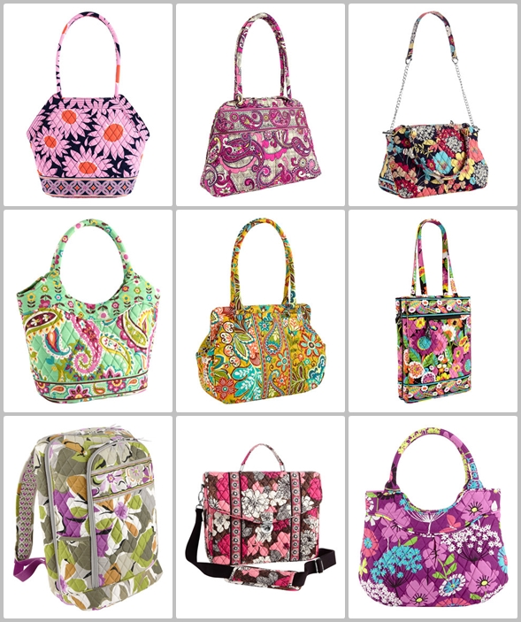 8ca6dcde190e I found some items that were not on the Vera Bradley page this way