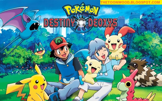 POKÉMON The Movie: Deoxy aur Tory ki Story(Destiny Deoxys) hindi dubbed