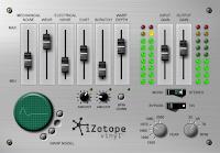iZotope Vinyl plugin image