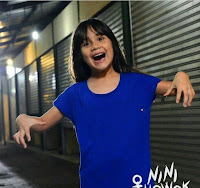 Nicole Rossi Pemeran Naya di film Nini Thowok