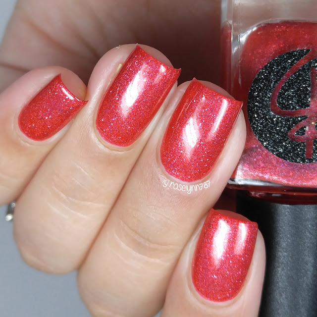 Bliss Polish - Strength & Fire