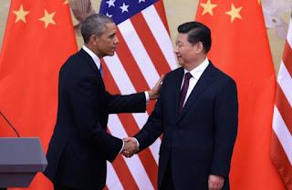 Amerika Serikat - China