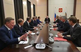 Почему падает рейтинг у Путина, Шойгу и Лаврова