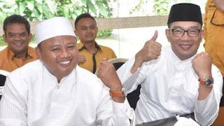 Kisah Dramatis Koalisi Ridwan Kamil