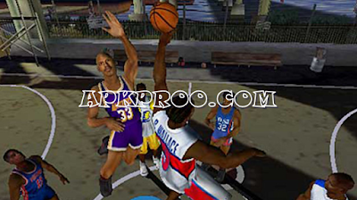 Download game NBA Street Showdown ISO/CSO Save Data PSP PPSSPP High Compress ukuran kecil for android full version free download mod texture.