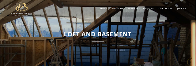 Loft and basement