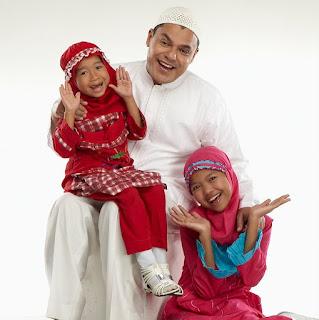 Lirik : Haddad Alwi feat. Anti & Vita - Rindu Muhammadku