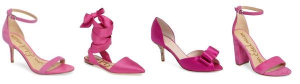 Pink Heels, Sam Edelman, Elle Woods