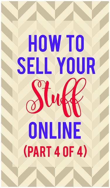 Knowing when to post your items for sale and what to do once someone shows interest are just two keys to selling online.