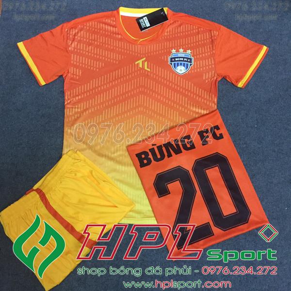 Mẫu Font in áo bóng đá đẹp HPL - 03