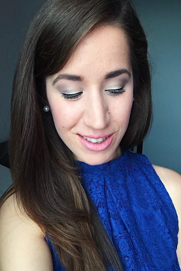 Summer Smokey Eye - Night Out Makeup - Tori's Pretty Things Blog