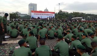 Hari Ini Panglima TNI Gelar Istigasah dan Doa Bersama di Kawasan Monas - Commando
