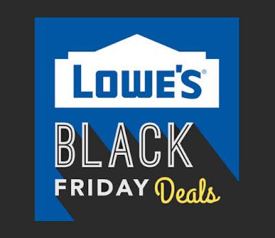 Lowe's Black Friday Sale