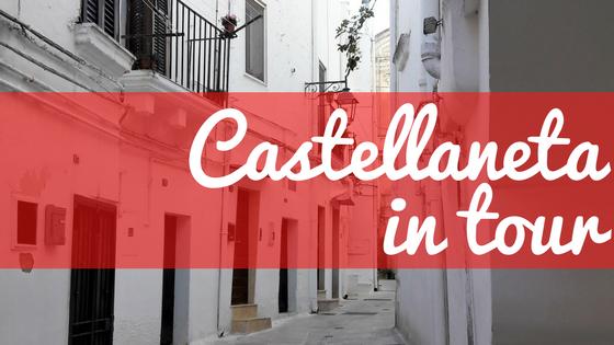 Castellaneta in tour provincia di taranto