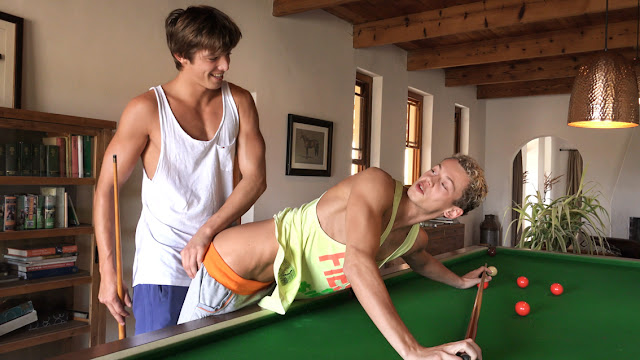 BelAmiOnline - Helmut Huxley, Kevin Warhol and Jerome Exupery