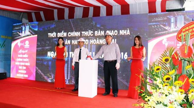 Chủ đầu tư của Hateco Plaza Huỳnh Thúc Kháng