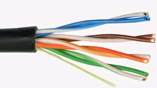 Urutan Warna Kabel UTP Straight dan Crossover yang Benar