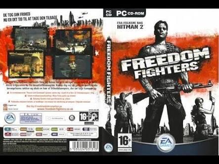 تحميل لعبة freedom fighters 1 كاملة مجانا