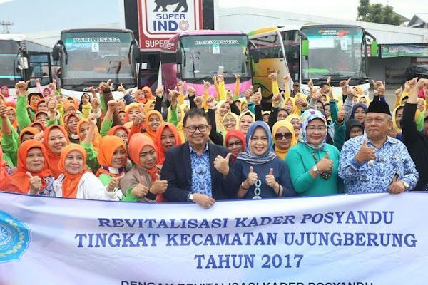 Sekda Kota Bandung: POSYANDU Miliki Peran Vital Tingkatkan Kualitas Generasi