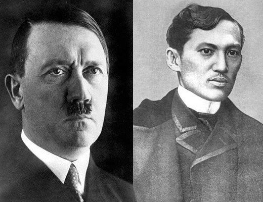 Was Jose Rizal The Father of Adolf Hitler?