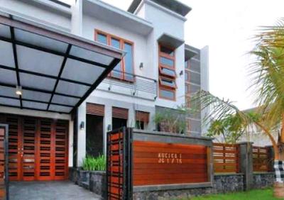 pagar halaman rumah