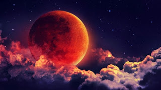 Sholat Gerhana Bulan Total 2018