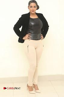 Actress Mumaith Khan Latest  Pictures at Thikka Audio Launch  0038.JPG