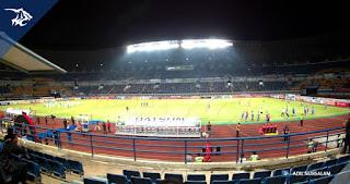 Persib Bandung vs Mitra Kukar 2-0