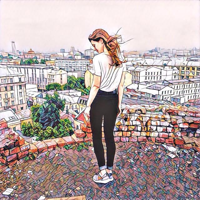 Kenalan Dulu Dengan Prisma, Sebuah Aplikasi Edit Foto Yang Dapat Merubah Foto Menjadi VekSumber Instagram.com tor