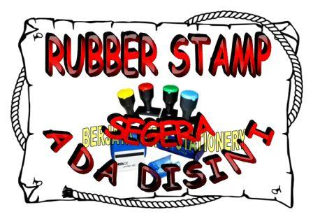 Rubber Stamp Warnai Dunia