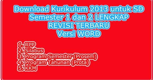 Silabus Bahasa Inggris 2013 Kls 1 6 Filenya Sd Kelas 1 2 4 5 Semester 1 Dan 2 Lengkap Revisi Terbaru Sharing
